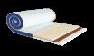 Мини матрас топпер Sleep&fly Memo 2 в 1 Kokos / МЕМО 2в1 КОКОС (Стрейч с вискозой)