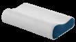 Подушка Ортопедическая MEMORY (57x37x12/9 см)